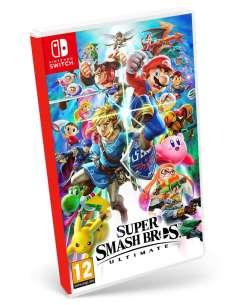 Switch - Super Smash Bros...