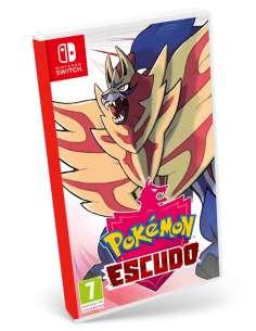 Pokemon Escudo SWITCH