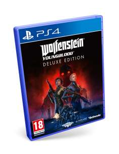 WOLFENSTEIN YOUNGBLOOD DLX PS4