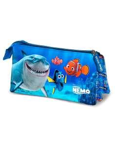 Portatodo Buscando a Nemo Disney triple