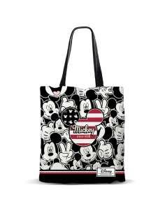 Bolsa shopping Mickey USA Disney