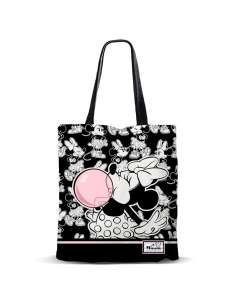 Bolsa shopping Minnie Bubblegum Disney