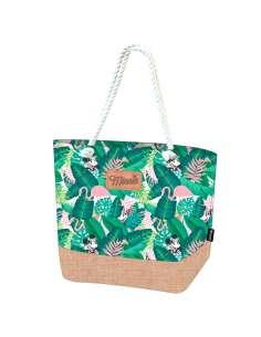 Bolsa playa Minnie Disney
