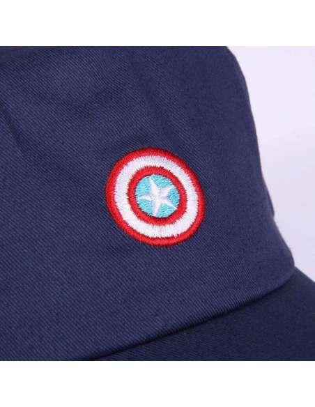 Gorra Capitan America Marvel premium