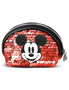 Monedero Donut Mickey Disney lentejuelas