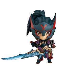 Figura Nendoroid Hunter Female Nargacuga Alpha Armor Monster Hunter World Iceborne 10cm