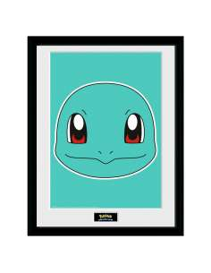 Foto marco Squirtle Face Pokemon