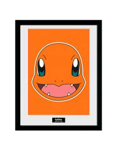 Foto marco Charmander Face Pokemon