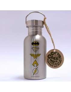 Botella Logos DC Comics