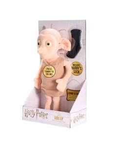 Peluche interactivo Dobby Harry Potter 32cm