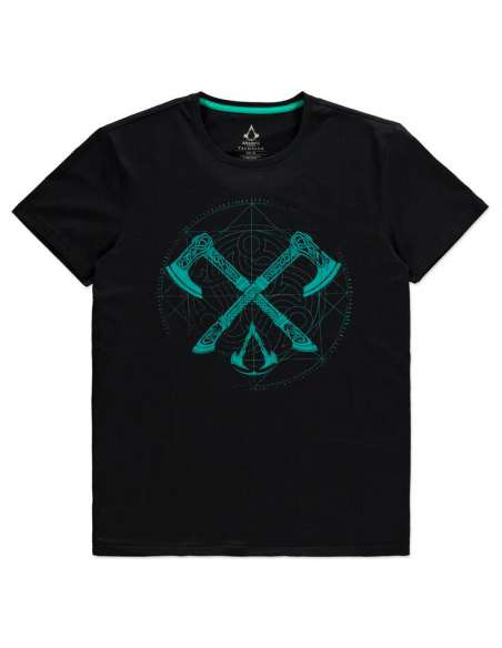Camiseta Axes Assassins Creed Valhalla