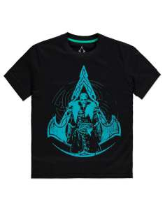 Camiseta mujer Assassins Creed Valhalla