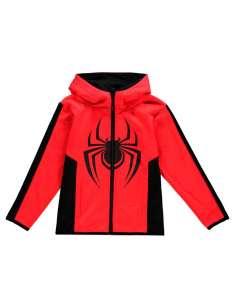 Sudadera capucha Kids Miles Morales Spiderman Marvel