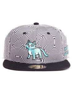 Gorra Outer Space Cat Rick and Morty