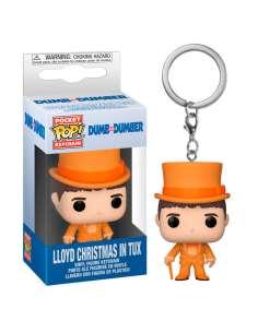 Llavero Pocket POP Dos Tontos Muy Tontos Lloyd In Tux