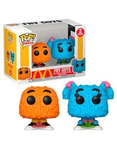 Set 2 figuras POP McDonalds Fry Guy