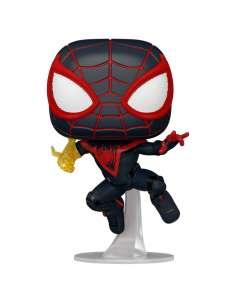 Figura POP Spiderman Miles Morales Miles Morales Classic Suit