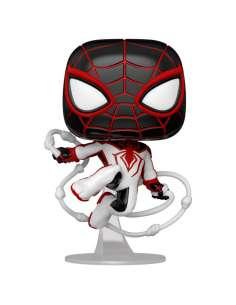 Figura POP Spiderman Miles Morales Miles Morales Track Suit