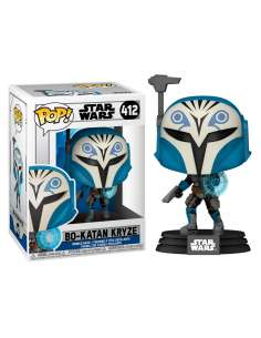 Figura POP Star Wars Clone Wars Bo Katan