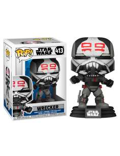 Figura POP Star Wars Clone Wars Wrecker