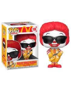 Figura POP McDonalds Rock Out Ronald