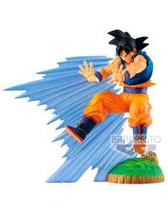 Figura Goku History Box vol 1 Dragon Ball Z 12cm