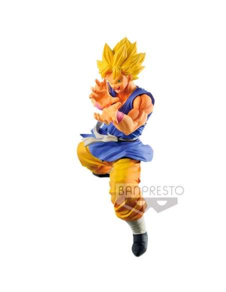 Figura Super Saiyan Son Goku Dragon Ball GT Ultimate Soldiers 15cm