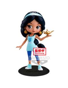 Figura Jasmine Avatar Style Aladdin Disney Q Posket B 14cm