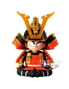Figura Japanese Armor and Helmet Dragon Ball 12cm