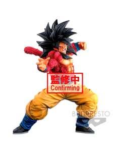 Super Saiyan 4 Son Goku Banpresto World Figure Colosseum Super Master Stars Dragon Ball Super 25cm
