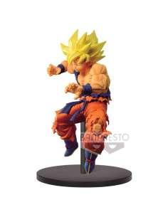 Figura Super Saiyan Son Goku Son Goku Fes vol12 Dragon Ball Super 15cm