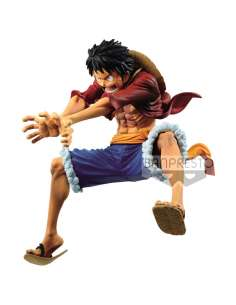 Figura Maximatic the Monkey D Luffy II One Piece 15cm