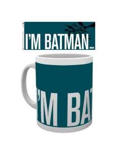Taza Batman I39m Batman Simple DC