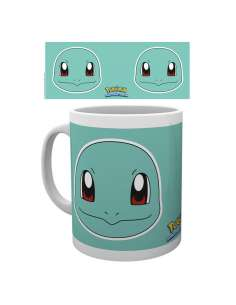 Taza Pokemon Squirtle face