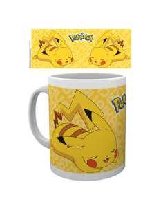 Taza Pokemon Pikachu Rest