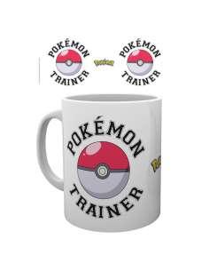 Taza Pokemon Trainer