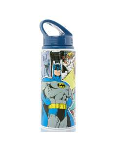 Cantimplora aluminio Batman Wrap DC Comics