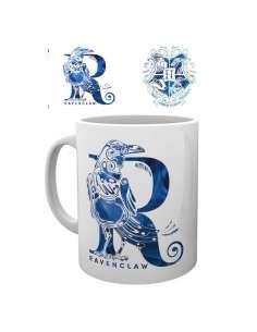 Taza Ravenclaw Monogram Harry Potter