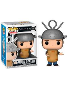Figura POP Friends Ross as Sputnik