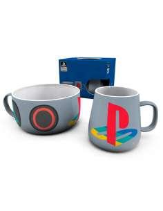 Set desayuno Classic Playstation