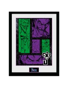 Foto marco Joker Panels DC Comics