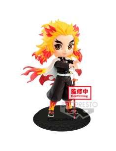 Figura Kyojuro Rengoku Demon Slayer Kimetsu No Yaiba ver A 14cm