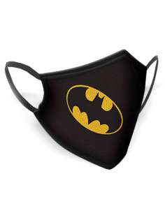 Mascarilla reutilizable Gotham Batman DC Comics adulto