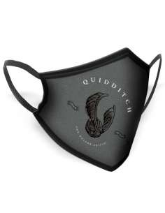 Mascarilla reutilizable Quidditch Harry Potter adulto
