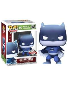 Figura POP DC Holiday Silent Knight Batman