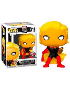 Figura POP Marvel 80th First Appearance Adam Warlock Exclusive