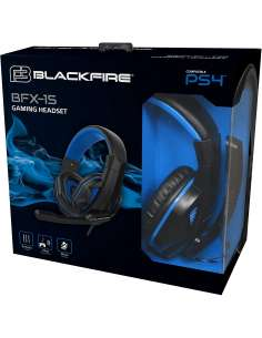 AURICULARES PS4/PS5 BLACKFIRE