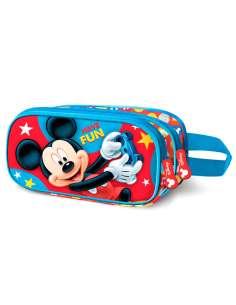 Portatodo 3D Mickey Disney doble