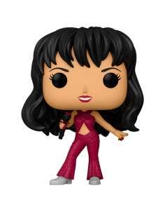 Figura POP Selena Burgundy Outfit