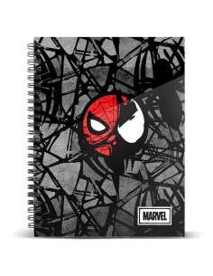 Cuaderno A5 Venom Infection Marvel